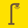 Logo der Straßenbeleuchtungs-App