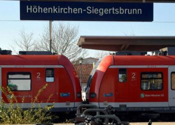 Höhenkirchen-Siegertsbrunn Bahnhof