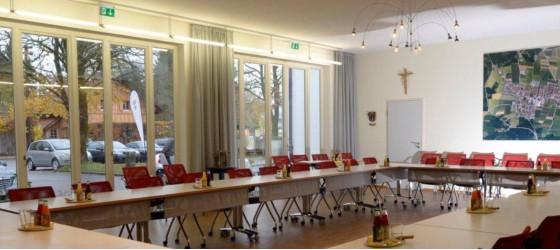 Innenansicht Sitzungssaal