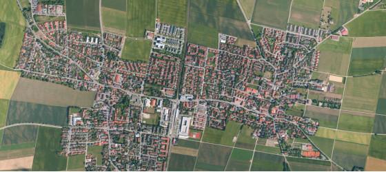 Luftaufnahme Höhenkirchen-Siegertsbrunn